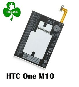 For HTC One M10 / HTC 10 Internal Battery Replacement New B2PS6100 3000mAh