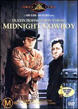MIDNIGHT COWBOY (Dustin HOFFMAN Jon VOIGHT Sylvia MILES) Classic Film DVD Reg 4