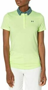 Under Armour Women's Zinger Short Sleeve Polo # X-Large