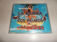 CD  La Bomba Featuring  Los Primos  – Chiquitan
