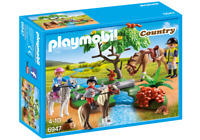 Playmobil 6947 - Horseback Ride - NEW!!