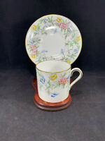 Hammersley Fine Bone China Made in England Demitassee Coffee Cup and Saucer 5995