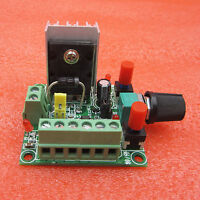Stepper motor Pulse Signal Generator/driver controller/Speed Regulator Module