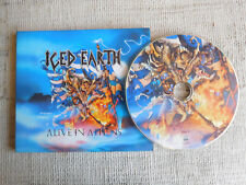Iced Earth ‎– Alive In Athens 1 -  Etichetta: Century Media ‎–- CD