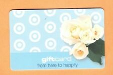 Collectible 2002 Target Gift Card - From Here to Happily - No Cash Value
