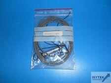 KISTLER Hochtemperatur Koax Kabel Z12853SP 2,20m Fischer