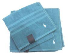 Polo Ralph Lauren Bath Sheet Towel Set Turquoise One Size TV22