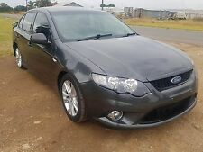 2009 FORD FALCON FG XR6 5SPD AUTO SEDAN 140K LIGHT DAMAGED SCRAPED DRIVES