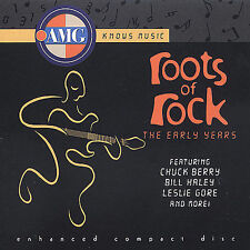 All Music Guide Roots of Rock The Early Years Various Artists SEALED NEW CD 2000