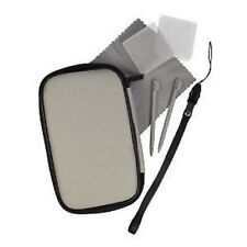 Gamexpert Essential VFM Case Cover Bundle Stylus for Nintendo DS Lite DSi Silver
