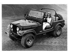 1978 Jeep CJ-7 Golden Eagle Photo Poster zuc0497-IYFDG8