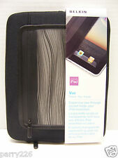 Belkin iPad Grip Swell Silicone Cover Black NEW