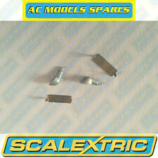 W8648 Scalextric Spare Wing Mirrors & Number Plates for Merc CLK DTM