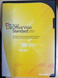 Microsoft Office Visio Standard 2007 - Full Version for Windows