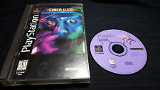 CYBER SLED RARE LONGBOX USA PS1 jeu game console Playstation1 PS3 PS2