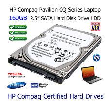 """160gb HP COMPAQ Pavilion cq41 2.5"""" Sata per Laptop unità disco fisso (HDD) Aggiornamento"""