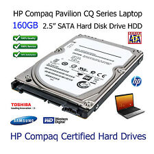 "160GB HP Compaq Pavilion CQ43 2.5"" SATA Portátil Unidad de disco duro (HDD) actualizar"