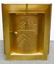 DOUBLE SIDED TABERNACLE  WITH ONE KEY (CHURCH, CO.)