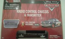 RIDEMAKER RADIO CONTROL CHASSIS&TRANSMITTER 49 MHz R/C FULL-FUNCTION with SOUNDS