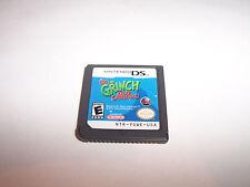 Dr. Seuss The Grinch Stole Christmas! (Nintendo DS) Lite DSi XL 3DS 2DS Game
