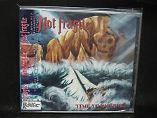 NOT FRAGILE Time To Wonder GERMANY CD + Bonus Video Iron Angel Mad Alien Mania
