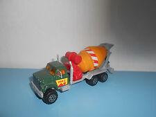 29.06.16.6 Camion truck 1/60 toupie beton E&B voiture Majorette n°3031