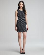 alice + olivia Bently Sleeveless Wool Dress Size S $297