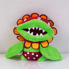 Super Mario Bros Petey Piranha Plant Plush Doll Figure Stuffed Toy 6 inch Gift