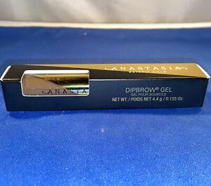 {D3} Anastasia Beverly Hills Dipbrow Gel MEDIUM BROWN Full Size Authentic BNIB
