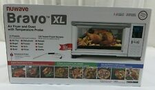 NuWave Bravo XL Air Fryer & Oven W/ Temp. Probe 1.0 Cubic Ft. Capacity 20801