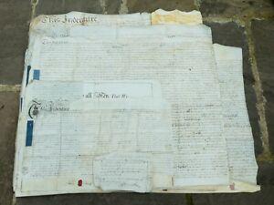 16 x 18thC Indentures Prospect Farm Fryup Glaisdale Danby Documents Archive