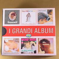 I GRANDI ALBUM - TV SEC - COFANETTO ROSSO - 6CD - OTTIMO CD [AM-092]