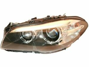 For 2014 BMW 535d xDrive Headlight Assembly Left Hella 56378NF