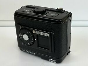 [RARE!! MINT] Zenza Bronica Film Back Holder GS 120 6x6 for GS-1 From JAPAN