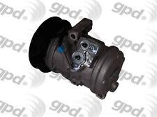 A/C Compressor-New Global 6512517