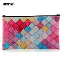MAANGE Cosmetic Makeup Brush Bag Portable Brushes Case Holder Pouch Make Up Tool