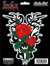 8508 Tribal Rose Tattoo Inkz Auto Art by Chroma