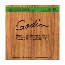Godin A6LT Acoustic Western Gitarren Saiten Phosphor Bronze  012-053 light