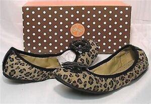 LINDSAY PHILLIPS Liz Ballet Flat - Leopard  - MSRP $64! Size 9.5M