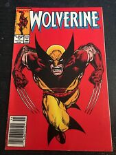 Wolverine#17 Awesome Condition 5.5(1989) Byrne Cover And Art!!