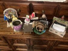 Disney Beauty And The Beast Desk Set