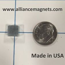 """20 Pieces, Rare Earth Neo Magnets, Block,  0.3"""" x 0.3"""" x 0.2"""""""