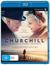 Churchill (Blu-ray, 2017) NEW