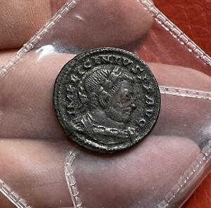 Ancient Roman Lucilius Follis
