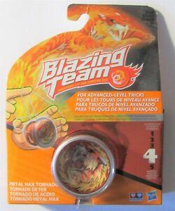 Hasbro Blazing Team Masters Yo Kwon Do Metal Max Tornado YoYo Advanced Level 4