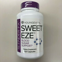 Sweet Eze™ Slender Fx™ 120 capsules Blood Sugar Support Youngevity Dr. Wallach