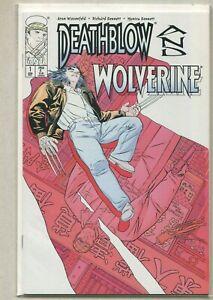 Deathblow And Wolverine Set 1 & 2 NM  Image  Comics  CBX1Q