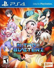 Nitroplus Blasterz Heroines Infinite Duel RE-SEALED Sony PlayStation 4 NITRO+