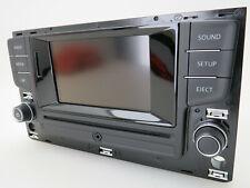 "Radio Composition Colour 5"" DAB+ SD CD VW Golf 7 VII Passat B8 Tiguan 2 AD1"