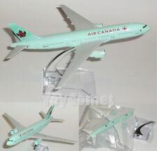AIR CANADA BOEING 777 Airplane 16cm DieCast Plane Model